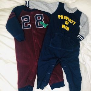 Carter's Varsity Jumpsuits
